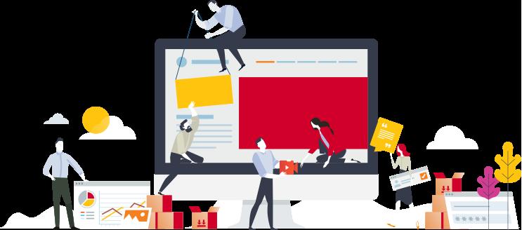 Diseño de páginas web Creativas e innovadoras